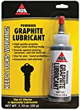 Ags Mr Zip Graphite Powdered Lubricant 1.13 Oz. Bottle