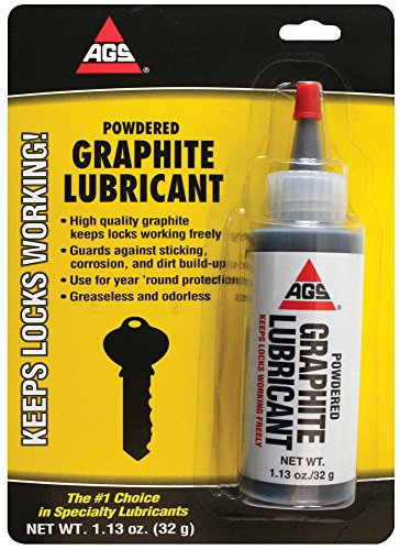 (American grease stick graphite lubricant 1.13 oz/32g - 2 Pack)