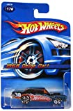 #2006-176 1968 Dodge Dart 10-Spoke Wheels Collectible Collector Car Mattel Hot Wheels 1:64 Scale