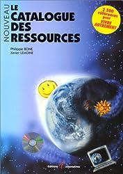 Le nouveau catalogue des ressources