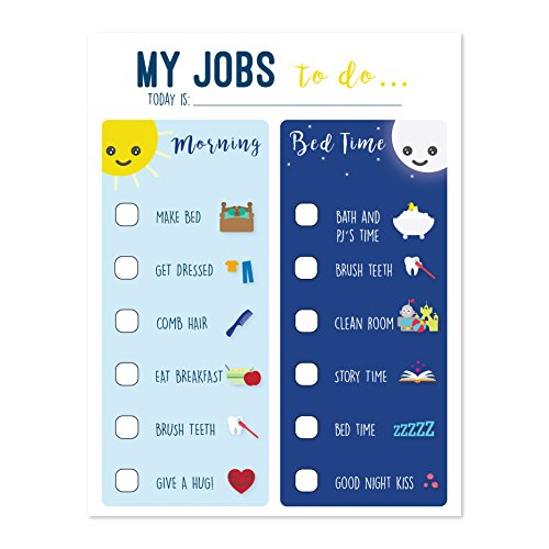 - Playroom Decor, Routine Chart for Kids, Chart for Morning and Bedtime, Responsibility Chart, Home and Teaching Resource, Skills Development for Kids, Behavior Chart for Kids