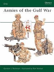 Armies of the Gulf War (Elite Series No 45)