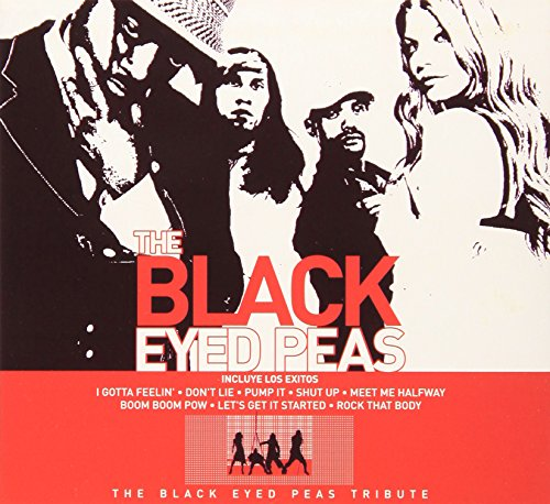 Tribute Collection  Best of the Black Eyed Peas