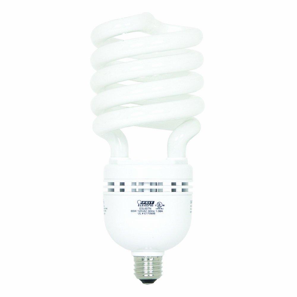 Feit Electric High Lumen Twist CFL 300W Equivalent Soft White 2700K Light Bulb (ESL65TN)
