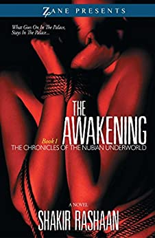 The Awakening: Book One of the Chronicles of the Nubian Underworld by [Rashaan, Shakir]
