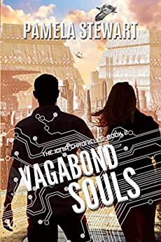 Vagabond Souls: The Ionia Chronicles: Book 2 by [Stewart, Pamela]
