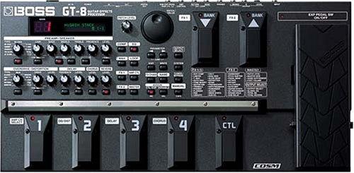 BOSS ギターエフェクツプロセッサー GT-8 B000ACZCKG