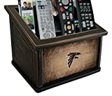Fan Creations N0765-ATL Atlanta Falcons Woodgrain Media Organizer, Multicolored