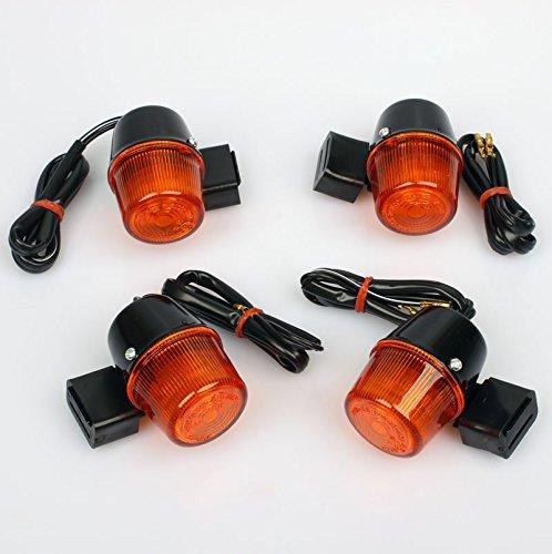 4x Frecce Indicatore EMGO 60-53102 60-53101