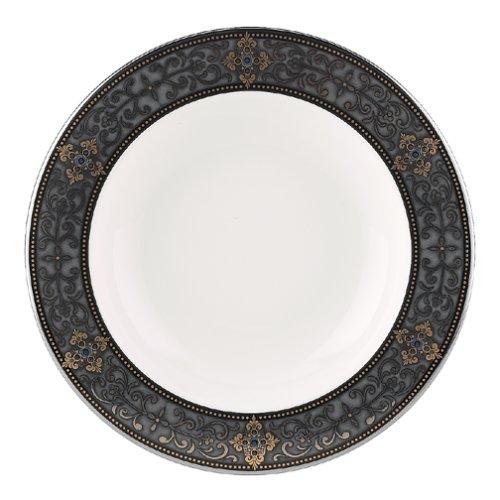 Lenox Vintage Jewel 9-Inch Platinum-Banded Fine China Pas...