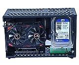 Computer Case Metal Mini ITX Mother Board PC Case