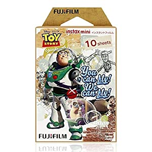 Fujifilm Instax Mini Instant Film (10 sheets, Toy Story 2)