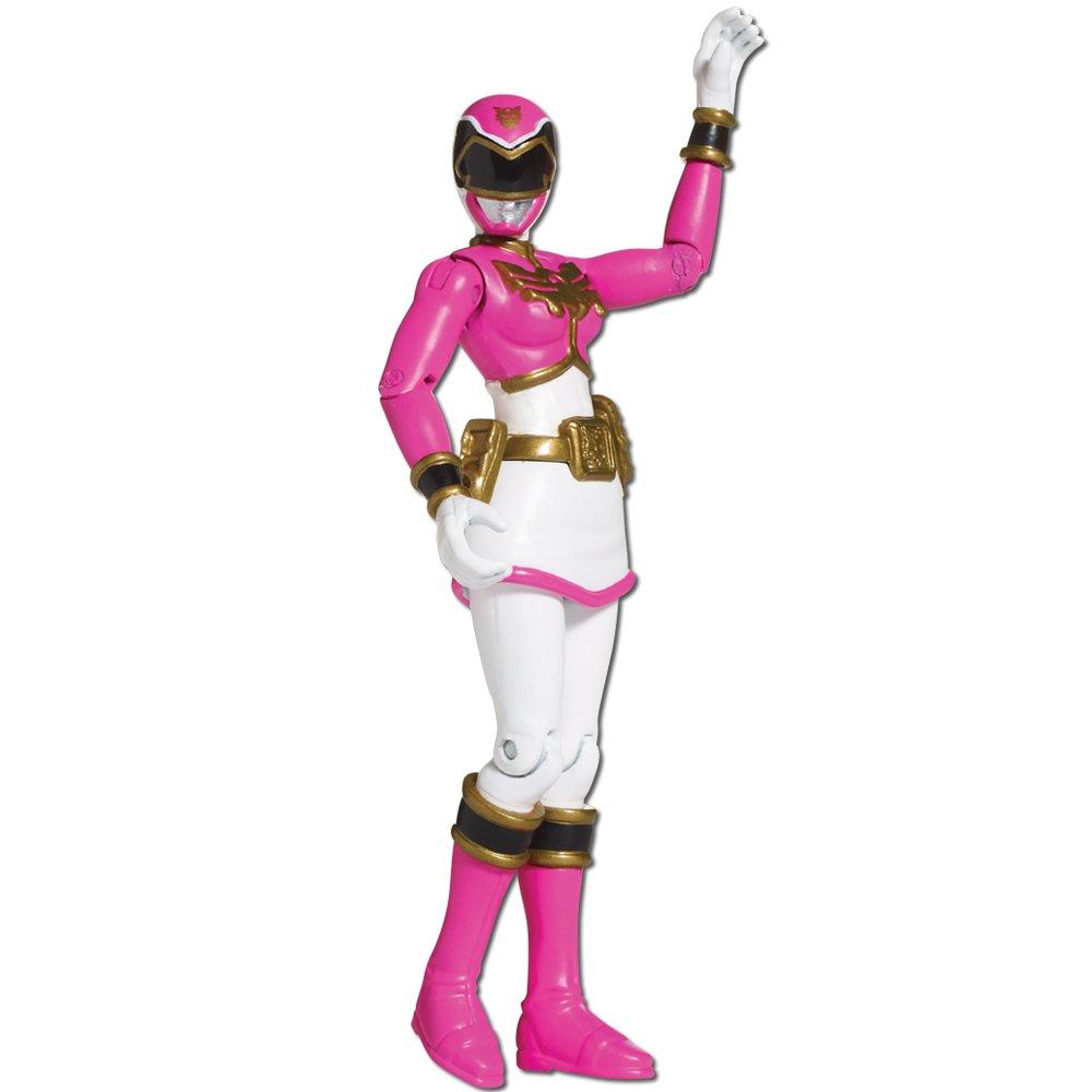 Megaforce Action Figure Power Rangers colore: Rosa