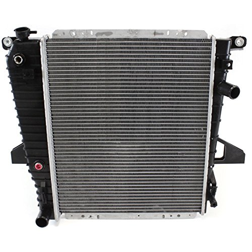 Price comparison product image Evan-Fischer EVA27672031507 Radiator for FORD RANGER 95-97 3.0L / 4.0L 1-row
