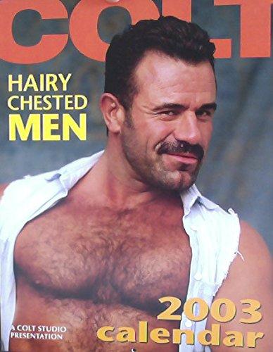 Colt Hairy Chested Men Calendar Colt Studio 9781880777824 Books