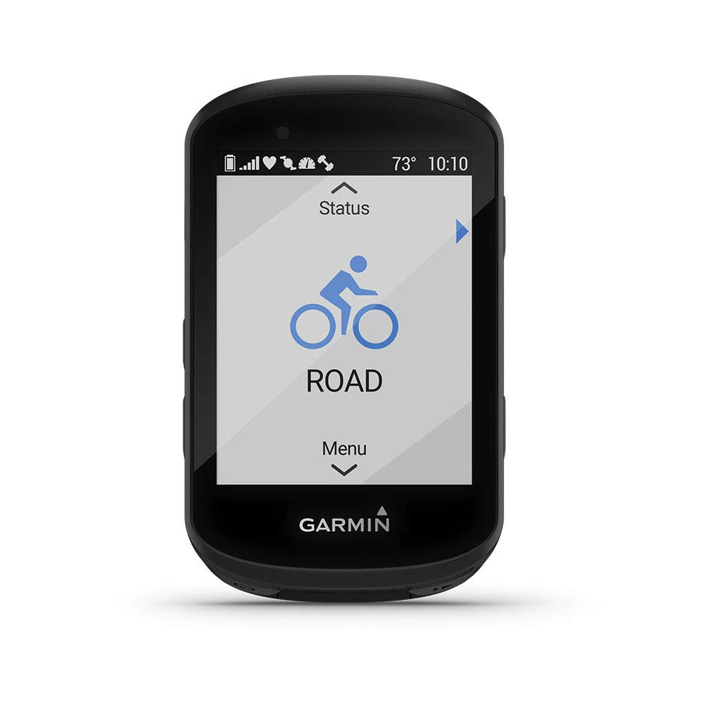 Garmin Edge 530, Performance GPS Cycling/Bike Computer with Mapping, Dynamic Performance Monitoring and Popularity Routing (Renewed) by Garmin