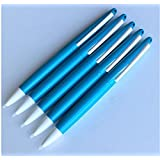 Pegly Universal Touch Stylus Big Pen For Nintendo DSi XL LL Blue And White Color Package 5 Pieces