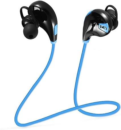 [Oreillette Bluetooth 4.0 & 2-an de Garantie]