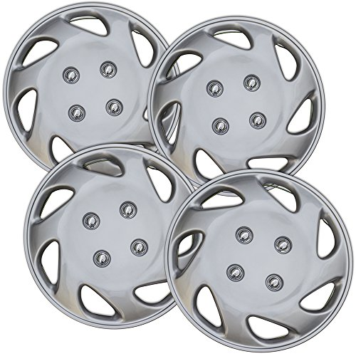 13 inch nissan hubcaps - 4