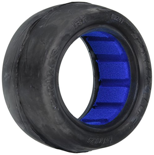 PROLINE 824117 Prime 2.2 Mc Clay Off-Road Buggy Rear Tires with Closed Cell Foam (Buggy Tires Clay)