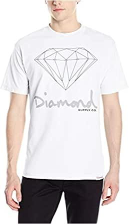 Diamond Supply Co. Men's Og Script Brilliant T-Shirt