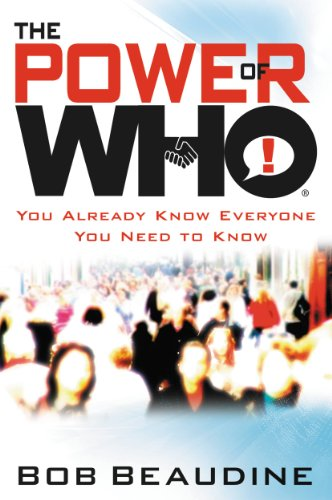 The power of who you already know everyone you need to know the power of who you already know everyone you need to know by beaudine fandeluxe Image collections