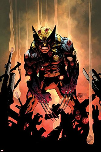 Wolverine No.300 Cover Poster by Adam Kubert 24 x 36in