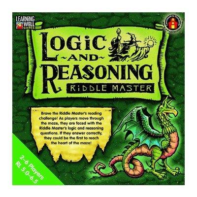 【人気沸騰】 Logic & Master Reasoning Riddle Riddle [並行輸入品] Master [並行輸入品] B074VC7XRQ, アサゴチョウ:7f9225e6 --- mrplusfm.net