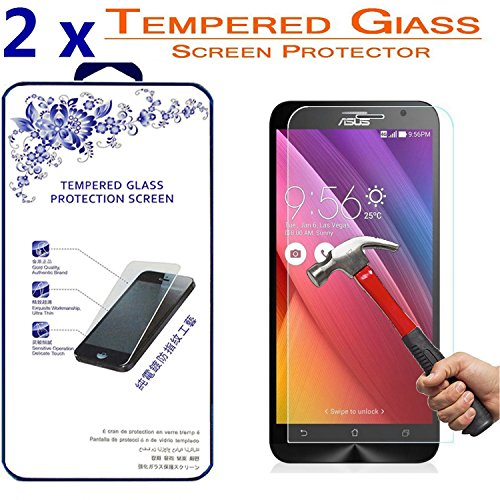 Tempered Glass For Asus ZenFone Go 4.5 ZC451TG (Clear) - 3