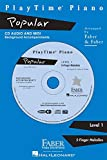 Playtime Piano Popular CD Level 1 Accompaniments