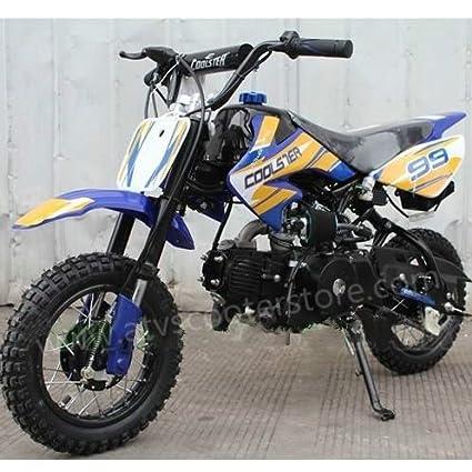 Amazon coolster qg 213a 110cc dirt bike blue sports outdoors coolster qg 213a 110cc dirt bike blue publicscrutiny Images