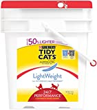 Purina Tidy Cats 24/7 Performance Cat Litter - (1) 17 lb. Pail
