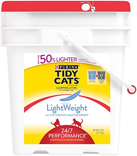 tidy-cats-cat-litter-clumping-24-7-performance-lightweight-17-pound-pail-pack-of-1