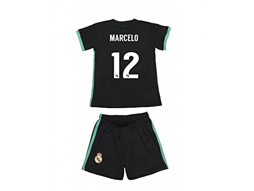 new concept 9dc75 c627a Real Madrid Jersey Marcelo. Official Replica of the Second ...