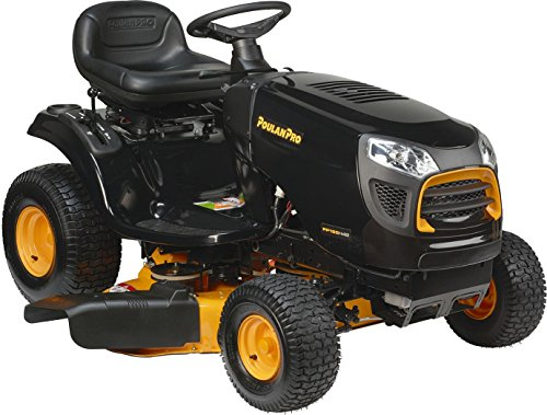 Poulan Pro 15.5 HP Automatic Riding Mower, 42""