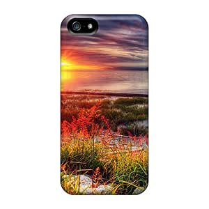 For Case Samsung Galaxy S3 I9300 Cover Reaching Sunset Print High Quality Frame Cases Covers