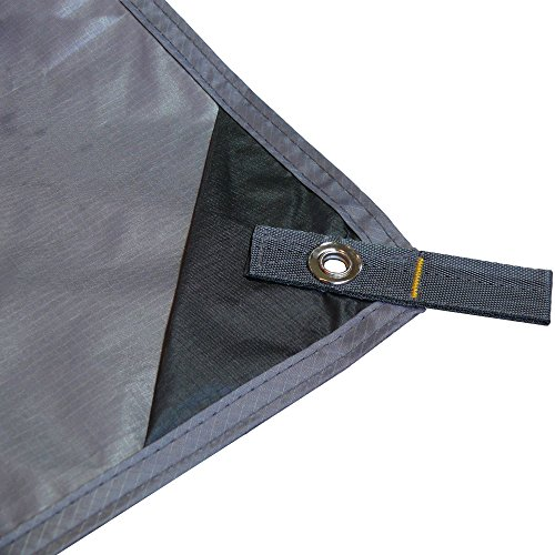 Tent Tools Rain Tarp - Premium Camping Tarp - Tarp Only