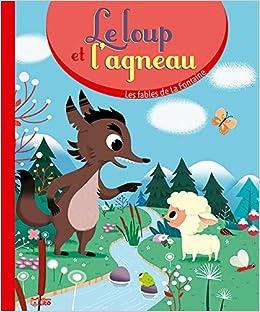 Amazon In Buy Livre Fable Loup Et L Agneau Book Online At Low