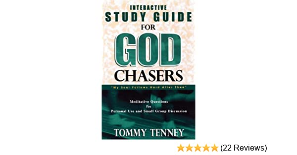 The God Chasers Interactive Study Guide