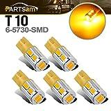 Partsam Automotive Combo Parking & Side Marker Bulbs
