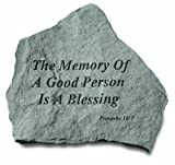 Cheap Kay Berry 93120 The Memory Of A Good Person… Decorative Stones, Multicolor