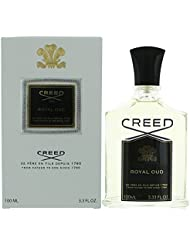 Creed Royal Oud Eau de Parfum Spray for Unisex, 3.3 Ounce