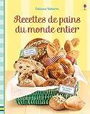 """Afficher """"Recettes de pains du monde entier"""""""