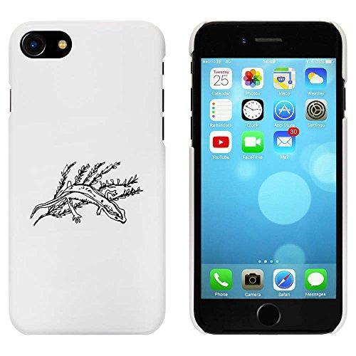 Blanc 'Gecko' étui / housse pour iPhone 7 (MC00063914)