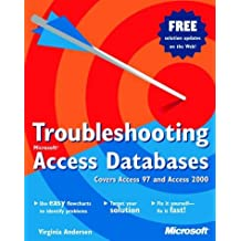 Troubleshooting Microsoft Access Databases (Eu-Undefined)