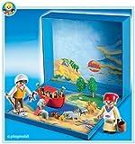 Playmobil - 4332 - Micro Playmobil - Micro Arche de Noé