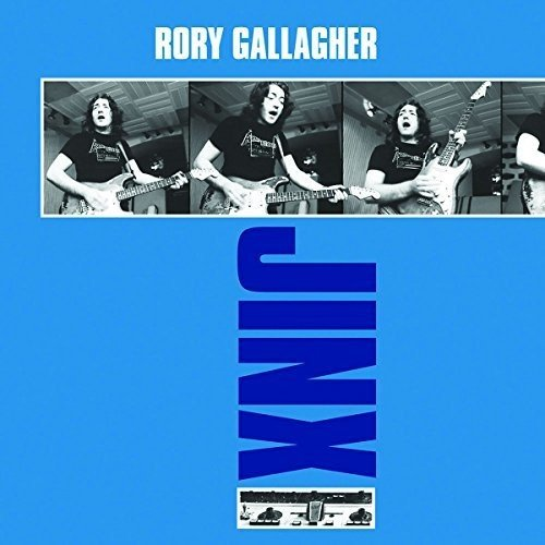 Vinilo : Rory Gallagher - Jinx (United Kingdom - Import)
