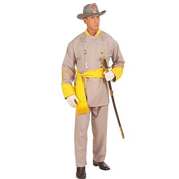 Disfraz hombre disfraz soldado General Sur traje Militar ...