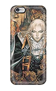 Awesome Case Cover/iphone 6 Plus Defender Case Cover(castlevania) Kimberly Kurzendoerfer