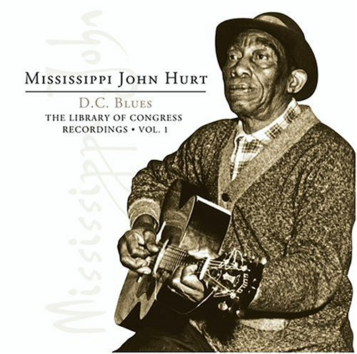 Library Of Congress Dc - D.C. Blues: The Library of Congress Recordings, Vol. 1